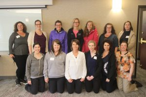 Neonatal Touch & Massage Portland 2017
